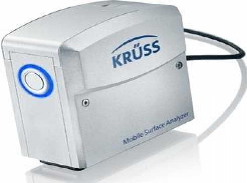 Mobile Surface Analyzer (MSA)